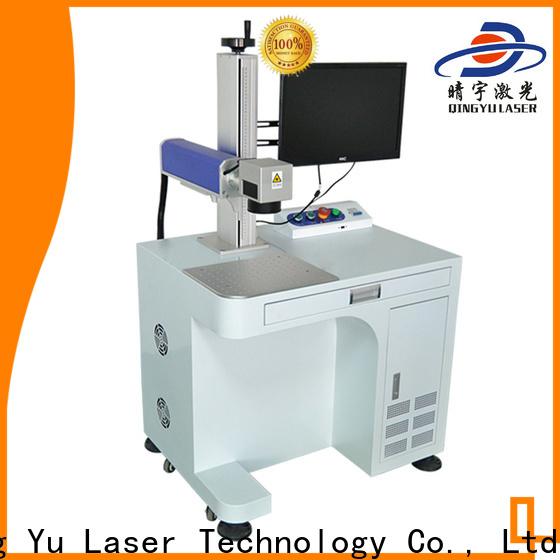 portable laser marking machine manufacturers supplier for cloth