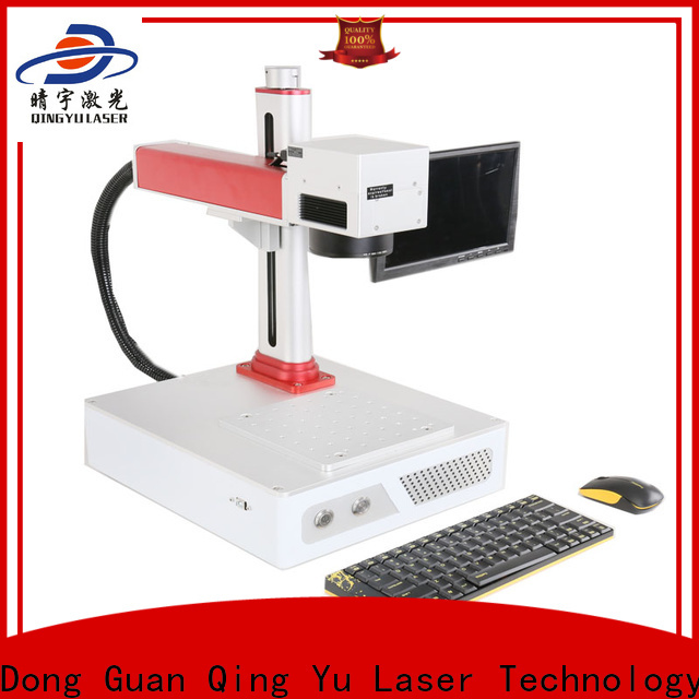 Qingyu best laser marking machines series for meter