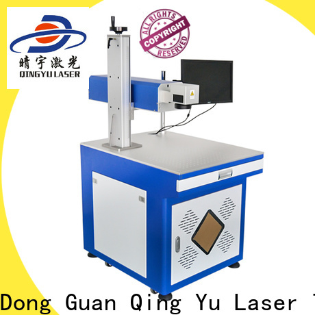 Qingyu LCD laser repair machine customized for cloth