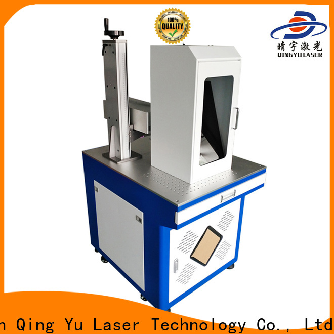 Qingyu portable laser marking machine manufacturers manufacturer for beverage