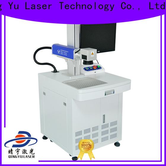 Qingyu best laser marking machines manufacturer for meter