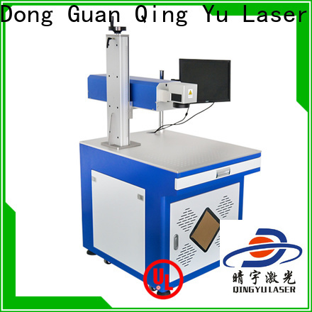 stable laser marking machine manufacturers supplier for leather