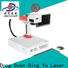 Qingyu LCD laser repair machine customized for leather