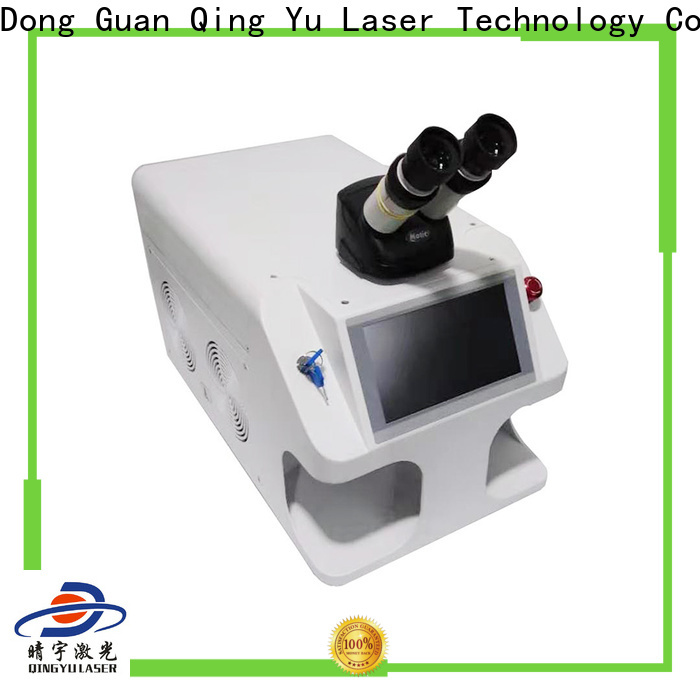 Qingyu professional laser welding machine personalized for large workpieces