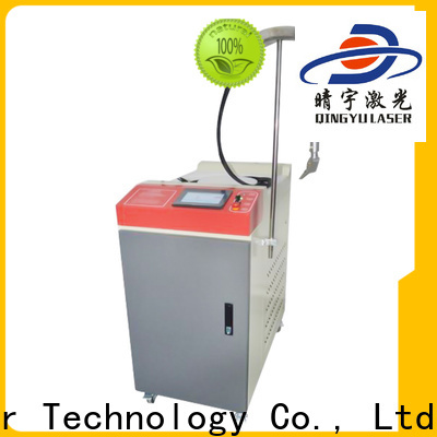 Qingyu good quality best welding machine supplier for flat weld welding