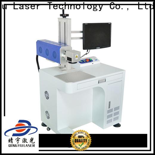 high precise laser marker manufacturer for food