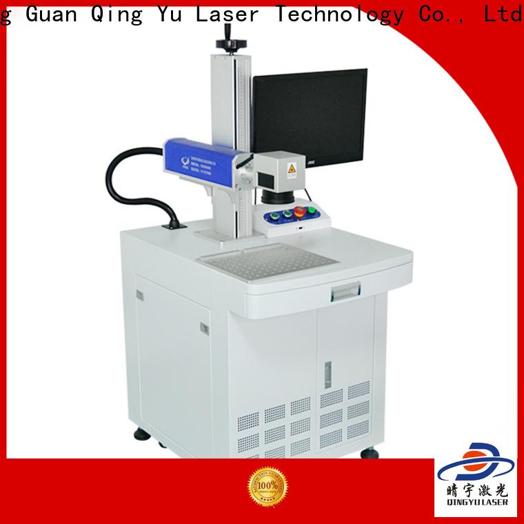 high precise laser marking machine supplier customized for beverage