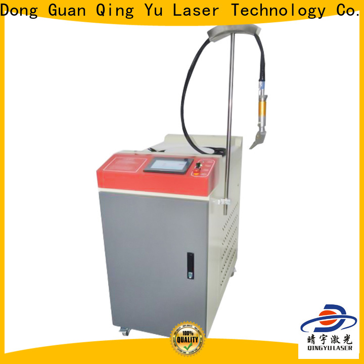 stable laser welding machine factory price for inner right angle