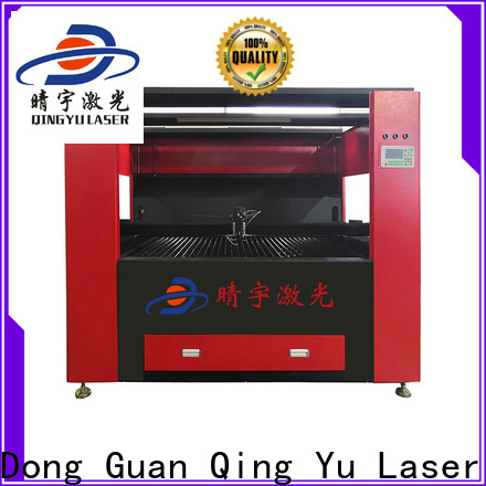 Qingyu durable laser cutter promotion for marble