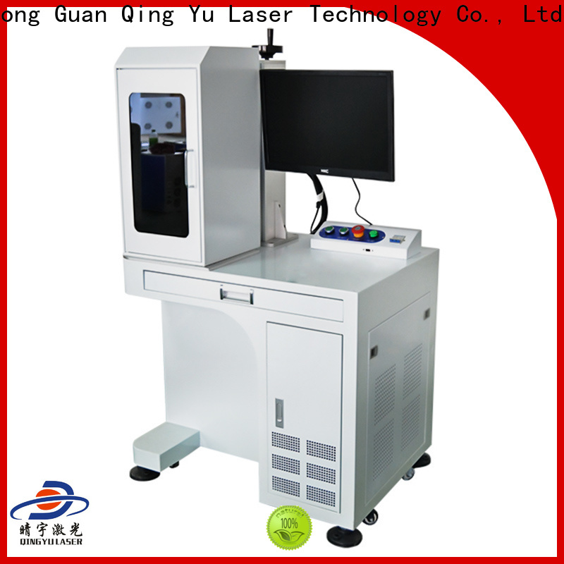Qingyu portable best laser marking machines manufacturer for cloth