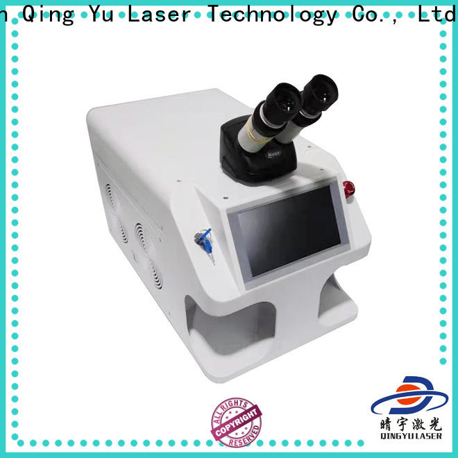 Qingyu professional best welding machine personalized for flat weld welding