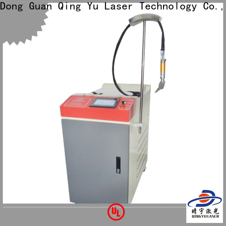 Qingyu efficient laser welder supplier for large workpieces