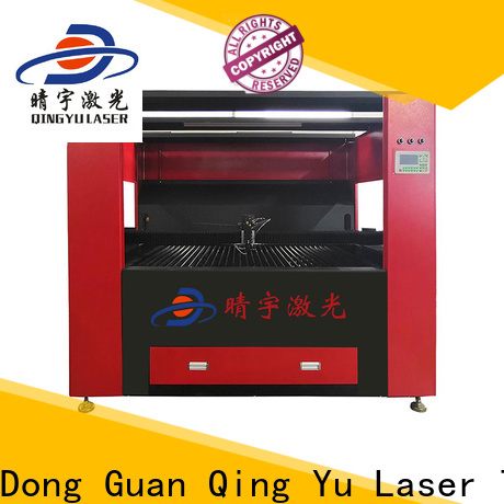 Qingyu laser cutter factory price for paper