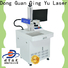 Qingyu high precise laser marking equipment series for electronic