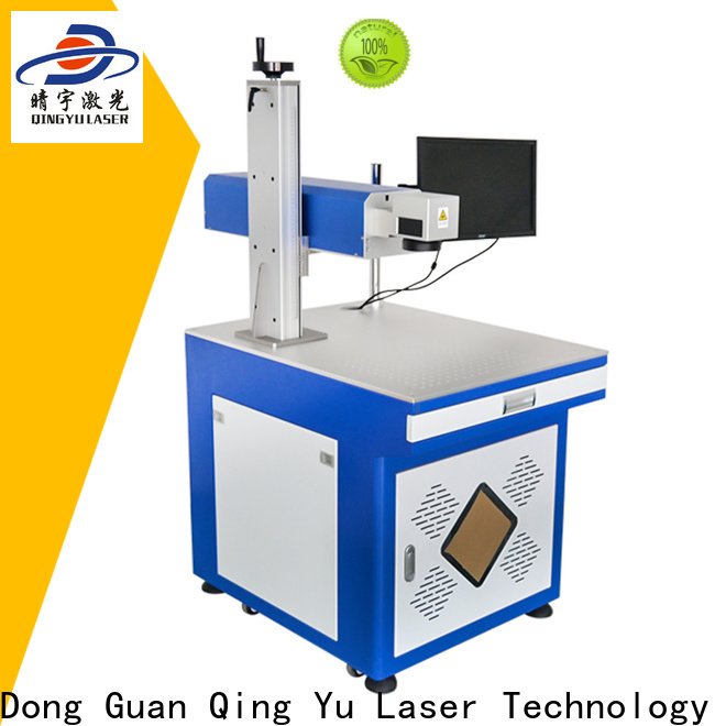 high precise laser marking machine manufacturers supplier for beverage