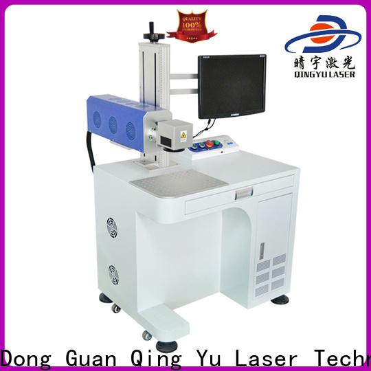 high speed laser marking machine supplier manufacturer for cloth