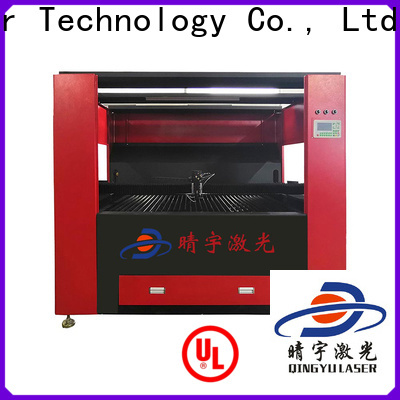Qingyu laser engraver factory price for stone