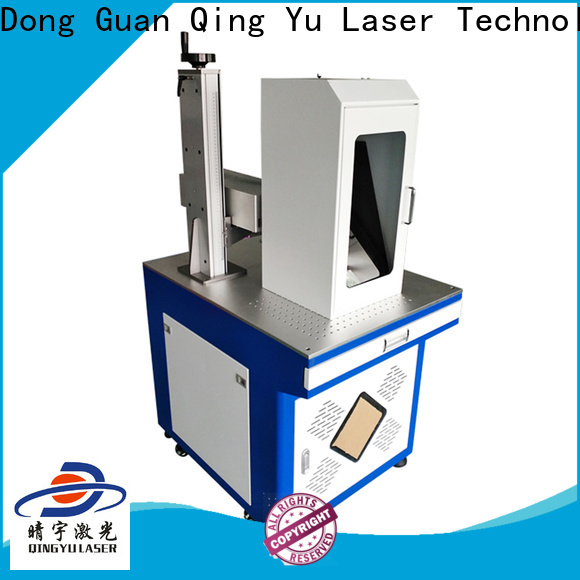 Qingyu laser marking companies supplier for food