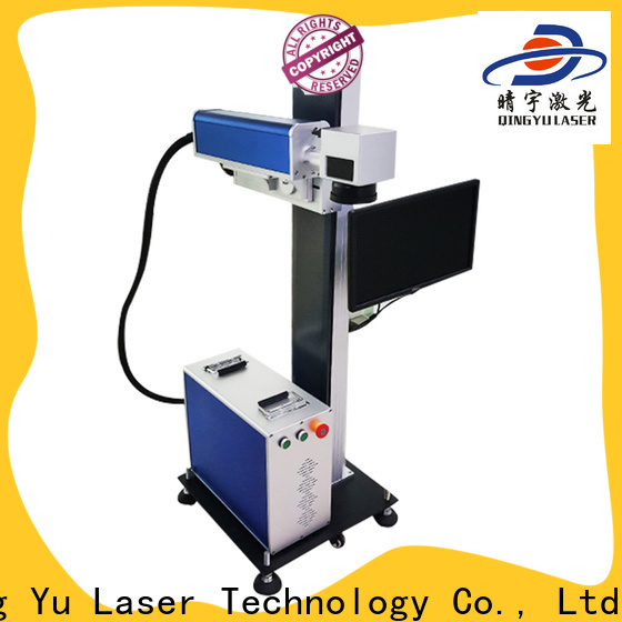 high precise laser marking companies series for beverage