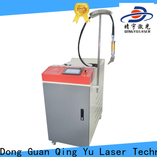 Qingyu efficient laser welder personalized for flat weld welding