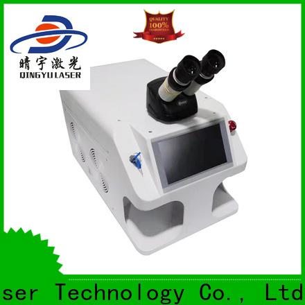 Qingyu laser welding machine wholesale for flat weld welding