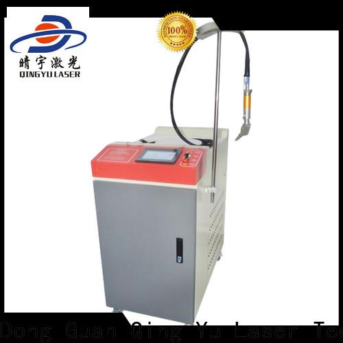 Qingyu best welding machine personalized for flat weld welding