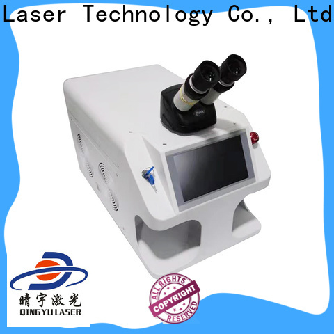 Qingyu professional best welding machine low energy consumption for inner right angle
