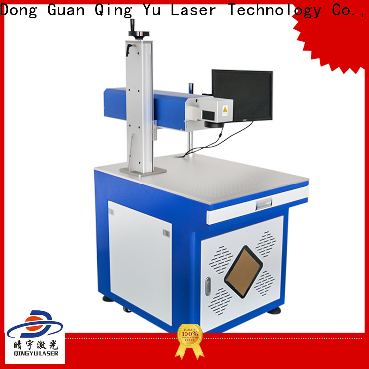 high precise laser marking machine manufacturers customized for food
