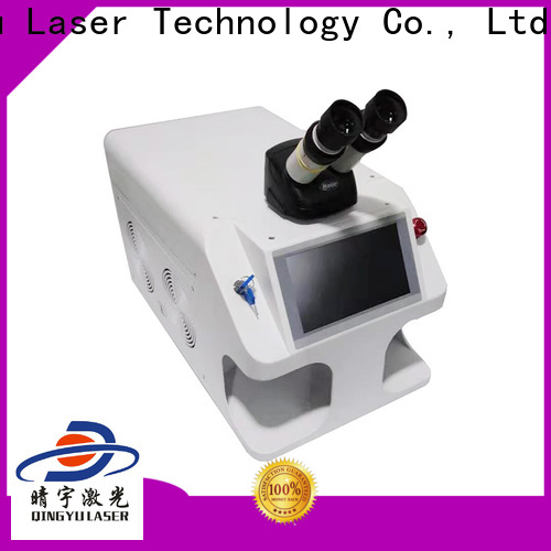 efficient laser welder personalized for inner right angle