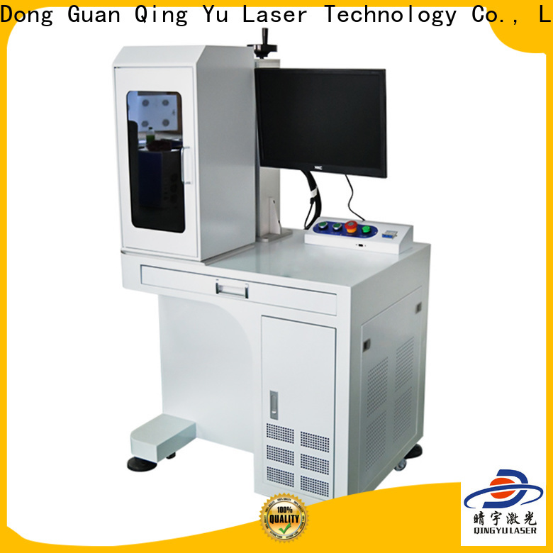 high precise LCD laser repair machine supplier for leather