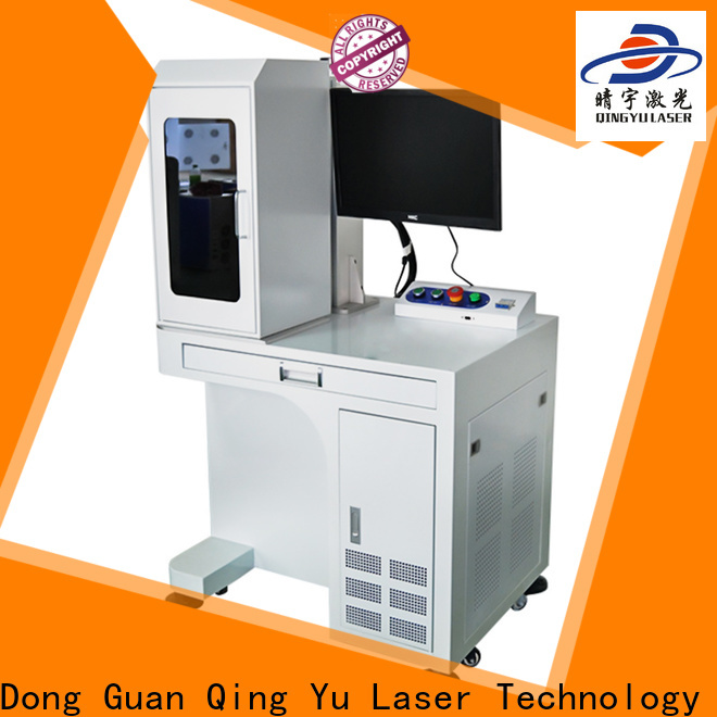Qingyu portable laser marking companies series for meter