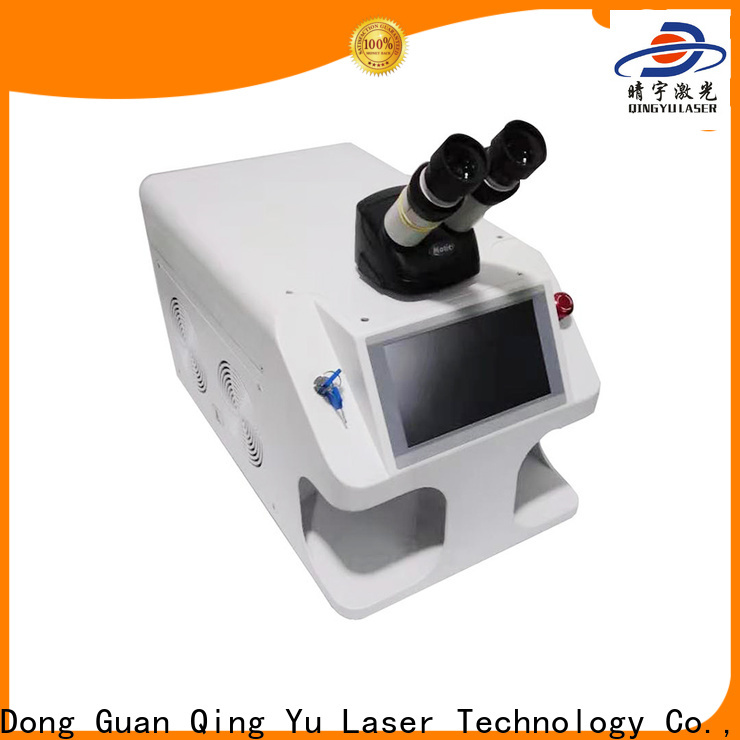 good quality laser welding machine low energy consumption for flat weld welding