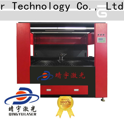 high speed wood laser engraving machine promotion for glass