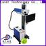 high speed laser marking machine cost supplier for cloth