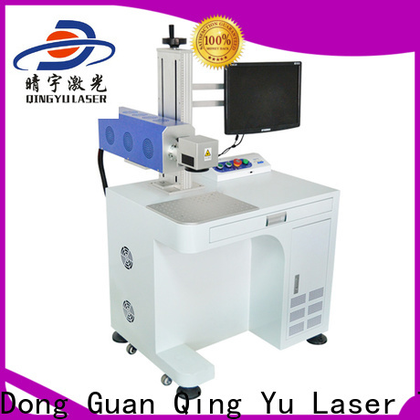 Qingyu portable laser marking machine supplier supplier for cloth