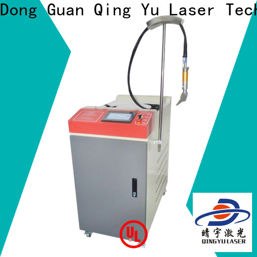 Qingyu laser welding equipment supplier for outer right angle
