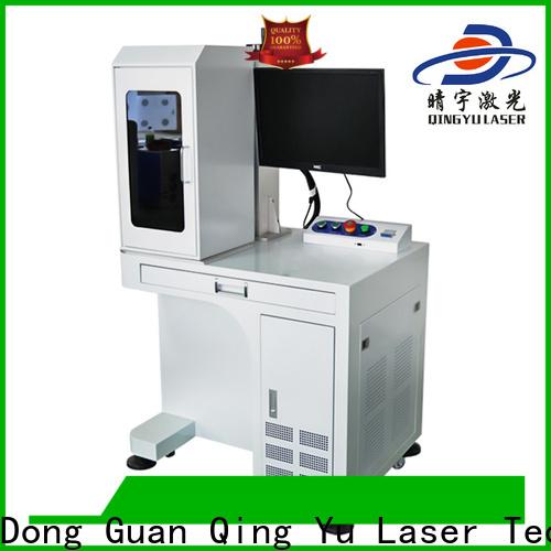 Qingyu laser marker supplier for meter