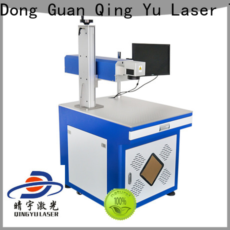high speed marking machine customized for cloth