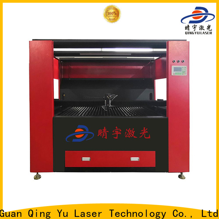 reliable laser cutting machine directly sale for rubber