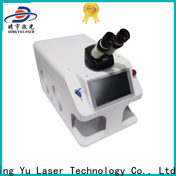 Qingyu efficient laser welding machine supplier for inner right angle