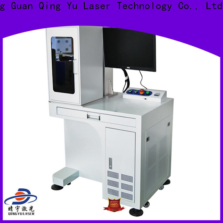 high precise laser marking machine cost series for electronic