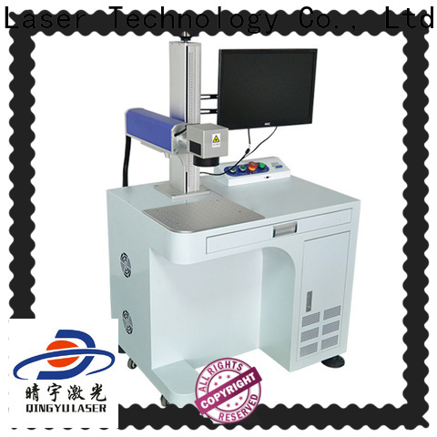 Qingyu high precise marking machine manufacturer for beverage