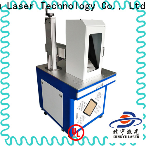 portable laser marking companies manufacturer for leather