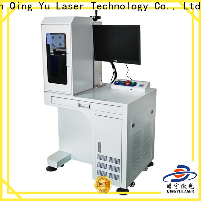 high precise laser marking companies manufacturer for leather
