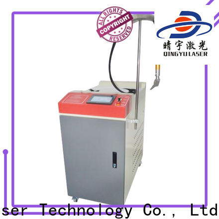 Qingyu laser welding equipment wholesale for inner right angle