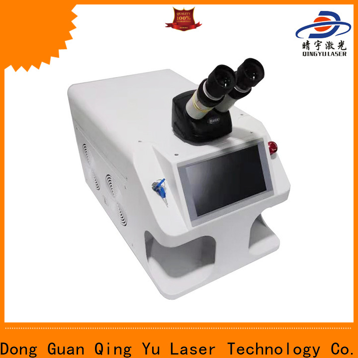 Qingyu good quality laser welding machine factory price for large workpieces