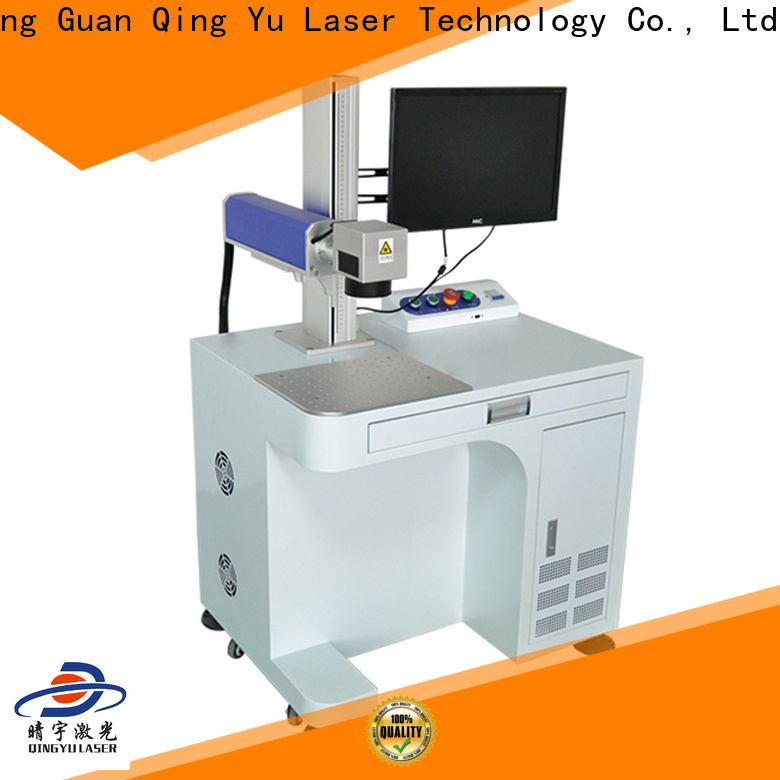 high speed laser marking companies customized for leather