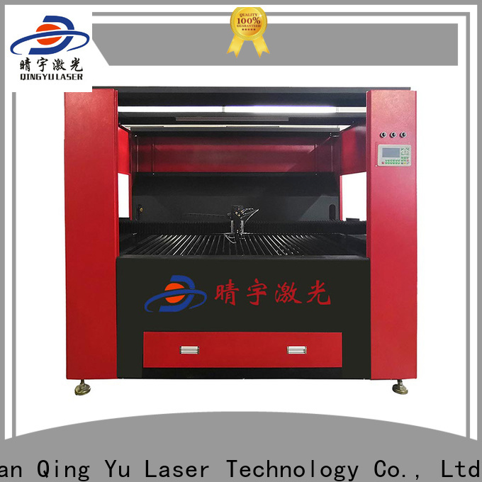 Qingyu durable laser cutter directly sale for stone