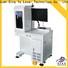 Qingyu laser marking machine supplier manufacturer for food
