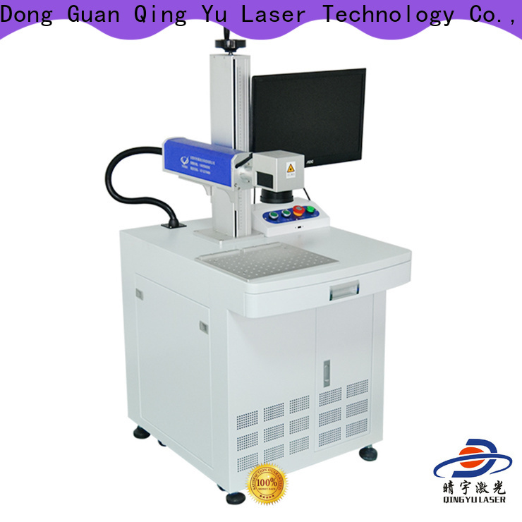 Qingyu stable laser marking machine supplier customized for meter